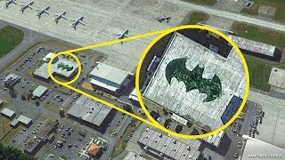 Download 18 Places Google Earth Doesn't Want You to See Video