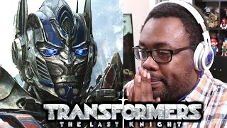 Download TRANSFORMERS The Last Knight Teaser Trailer Reaction - WTF OPTIMUS PRIME?? Video