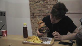 Download Bamba Marha - Hamburger kihívás ismét! :D Video