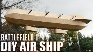 Download DIY Air Ship - Battlefield 1 | Flite Test Video