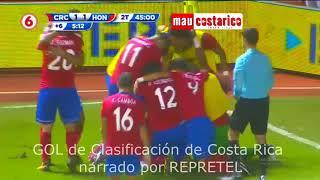 Download Costa Rica vs Honduras, ESPN, TELETICA, REPRETEL y TVC de Honduras Video
