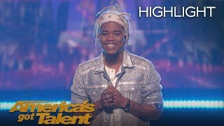 Download The Moment Brian King Joseph Received 3rd Place On AGT - America's Got Talent 2018 Video