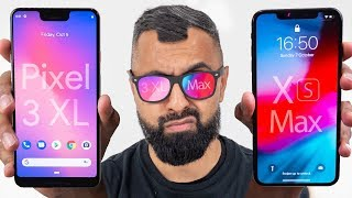 Download Pixel 3 XL vs iPhone XS Max Video