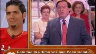 Download El chiste de 'los garbanzos', de Paco Gandía, en Canal Sur Video