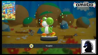 Download Wii U Amiibo - Yoshi's Woolly World - Splatoon, Party & Non-Yarn Yoshi! Video