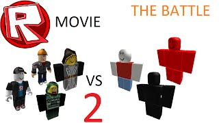 Download Admins VS Hackers 2 - The Battle - ROBLOX Movie By Roblox Minigunner Video