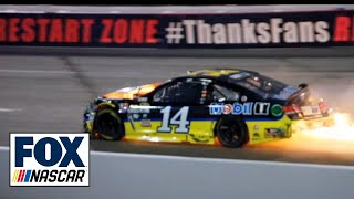 Download Radioactive: Richmond - ″Whiny little [expletive] ain't getting any help.″ - 'NASCAR Racehub' Video