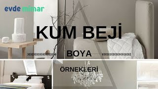 Download Kum Beji Boya Badana Örnekleri Video