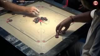 Download Mohammad Ghufran vs Yogesh Pardeshi Set 2 4th MCF State Ranking Carrom Tournament 26 Feb, 2017 Video