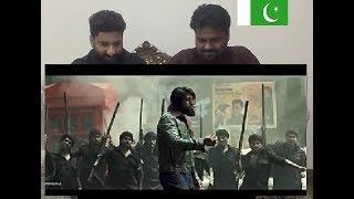 Download Pakistani React on   Salaam Rocky Bhai   KGF Chapter 1  Rocking Yash   Srinidhi   Ab bus reaction Video