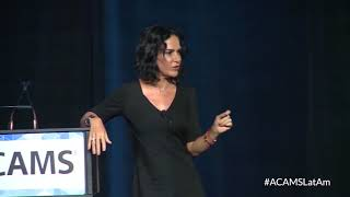 Download Lydia Cacho - Nuestra Oradora Magistral en la Conferencia sobre ALD y Delitos Financieros - LatAm Video