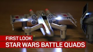 Download Star Wars Battle Quad drones are too awesome to fly casual Video