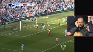 Download Last five minutes of Manchester City 3 QPR 2 / SUN v MUFC Video