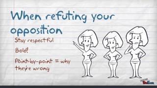 Download Refutation Paragraphs Video