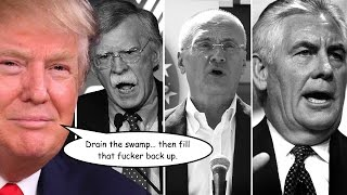 Download Trump's Cabinet Picks Represent Worst of Humanity: Assholes, Idiots, & Maniacs Video