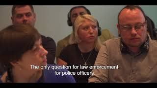 Download Trainings of Ukrainian law enforcement officers on safety of journalists Video