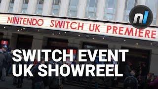 Download Nintendo Switch UK Premiere Event Showreel Video