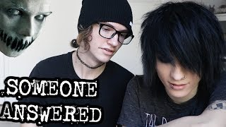 Download CALLING SCARY NUMBERS! SOMEONE ANSWERED   Johnnie Guilbert Video
