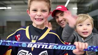 Download How to choose your Flex, Stick Height, Curve, and handedness - Kids Hockey Sticks Video