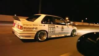 Download BMW e30 m3 pull supercharged s50 Video