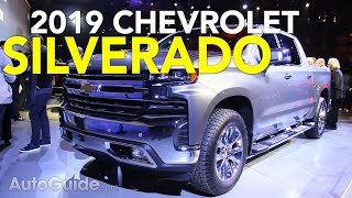 Download 2019 Chevrolet Silverado First Look - 2018 Detroit Auto Show Video