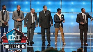 Download 2018 Pro Football Hall of Fame Class Announced!   2018 NFL Honors Video