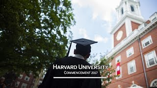 Download Harvard University Commencement 2017 Morning Exercises Video