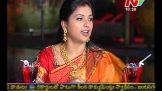 Download Dine with Ntv - South Indian Actress - Politician - Roja Couple - 01 Video