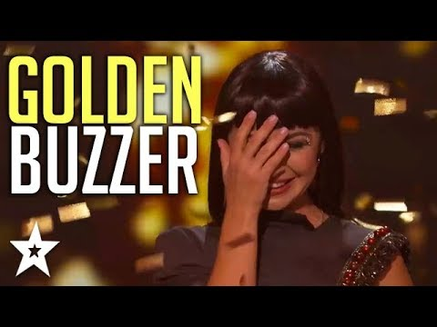 TERRY CREW'S First GOLDEN BUZZER Ever! | Got Talent Global