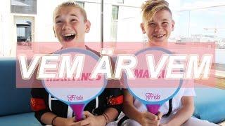 Download VEM ÄR VEM w/ Marcus & Martinus Video