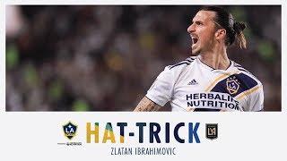 Download Zlatan Ibrahimovic's hat trick vs. LAFC | July 19, 2019 Video