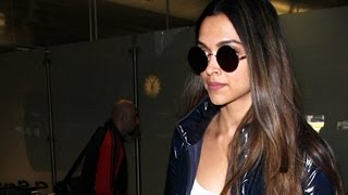 Download Deepika Padukone Gets A Royal Welcome At LAX Video