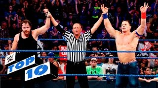Download Top 10 SmackDown Live moments: WWE Top 10, Sept. 13, 2016 Video