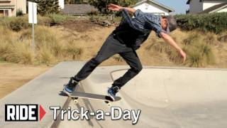 Download How-To Skateboarding: Nose Stall Revert with Chad Bartie Video