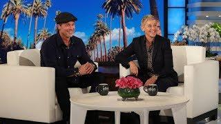 Download Ellen Reveals She Dated Brad Pitt's Ex-Girlfriend Video