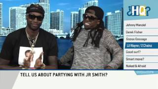 Download Lil Wayne and 2 Chainz on Highly Questionable Video
