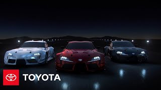 Download GR Supra Racing Concept Reveal (EU Version) | Toyota Video