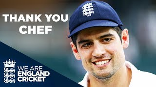 Download Farewell Alastair Cook | Thank You For The Memories Video
