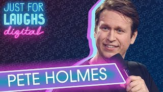 Download Pete Holmes - Green Eggs And Ham Video