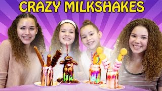 Download CRAZY Candy Birthday Milkshakes! Gracie's 15th Birthday Surprise!! Video