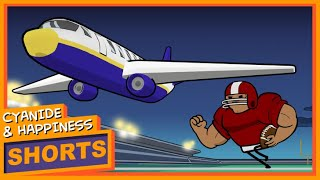 Download Airplane Dad: Part 3 - Cyanide & Happiness Shorts Video