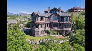 Download An Architectural Masterpiece with 270º Views in Salt Lake City, Utah Video