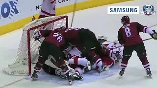 Download Coach's Challenge: Red Wings vs Coyotes Video