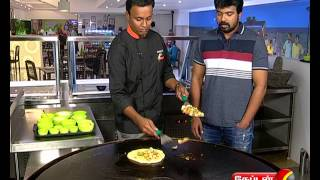Download Dosa Pizza   Chef Choice   Engeyum Samayal   Captain Tv   07.08.2017 Video