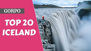 Download GoPro HD: Top 20 stunning places to visit in Iceland Video