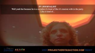Download DNC Chair Comments to PVA Journalist About Bernie Sanders Video