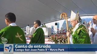 Download Canto de Entrada//Missa de Encerramento da JMJ PANAMÁ 2019 (27/01) Video