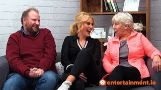 Download The Telly Show #7 - Dancing with the Stars' Fred Cooke, Eilish O'Carroll and Cliona Hagan Video