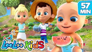 Download Down By the bay - THE BEST Songs for Children | LooLoo Kids Video