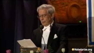 Download Nobel Prize in Literature 2010, Mario Vargas Llosa, Banquet Speech Video